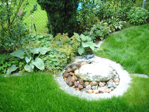 Gartengestaltung Bauer - Kleinmachnow II