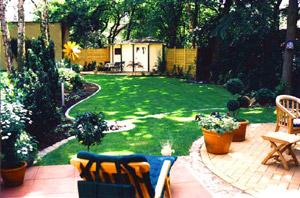 gartengestaltung bauer - kleinmachnow ii, Garten ideen